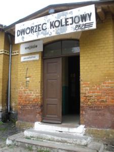 Bahnhof Villnow 2010