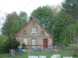 Haus in Borntin 2010