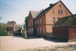 Ehemalige Volksschule 1992
