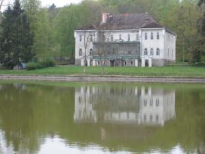 Schloss des ehemaligen Ritterguts Balfanz